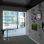 Installazioni della Mostra Come immagini la casa dei tuoi sogni?
