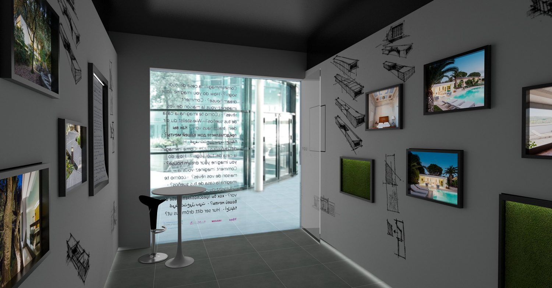 Galleria di architettura all 39 aeroporto eccelsa aviation di for Immagini di casa dei sogni gratis