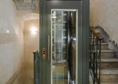 Joao Morgado-Pitture originali-ascensore