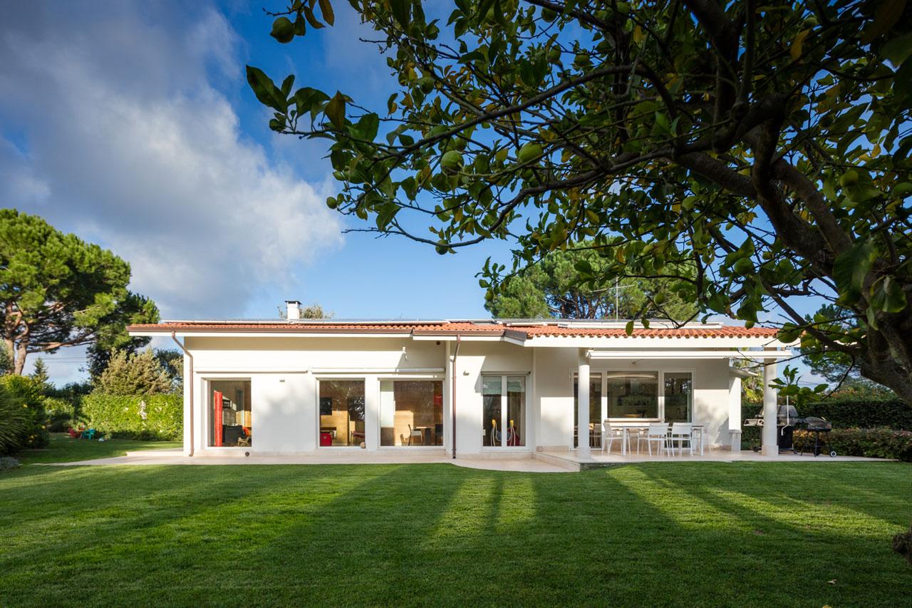 Countryside villa officina29 architetti for Case di architetti moderni