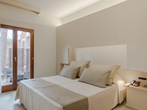 Camere di Sabbia, Hotel Corte Rosada