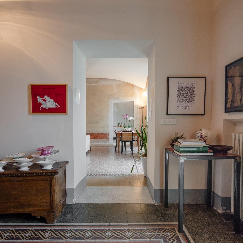 Una casa per amici officina29 architetti studio di for Ospitare amici in casa