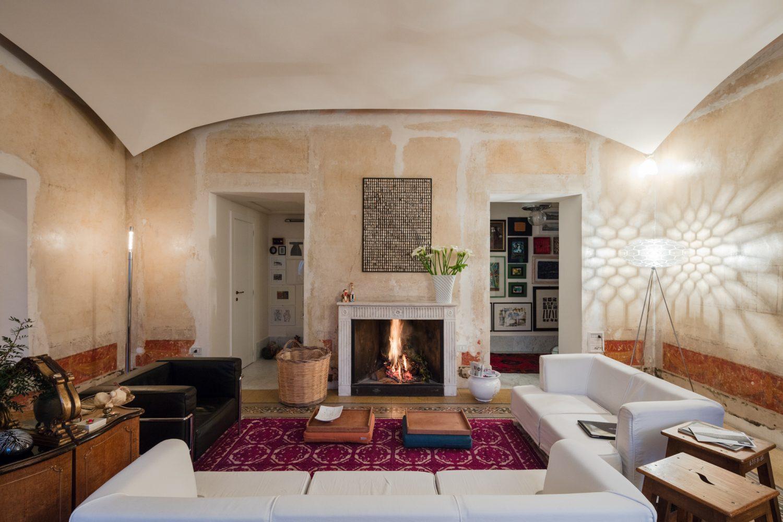 Una casa per amici officina29 architetti studio di - Documenti per affittare una casa ...