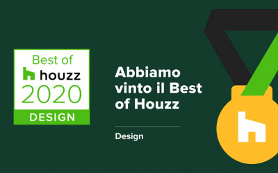 OFFICINA29 ARCHITETTI WINS BEST OF HOUZZ 2020