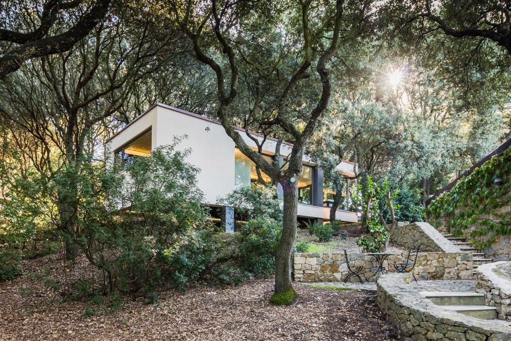 La casa nel bosco - foto di Joao Morgado
