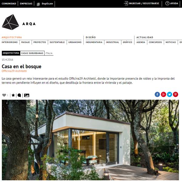 Arqa - Rivista di architettura