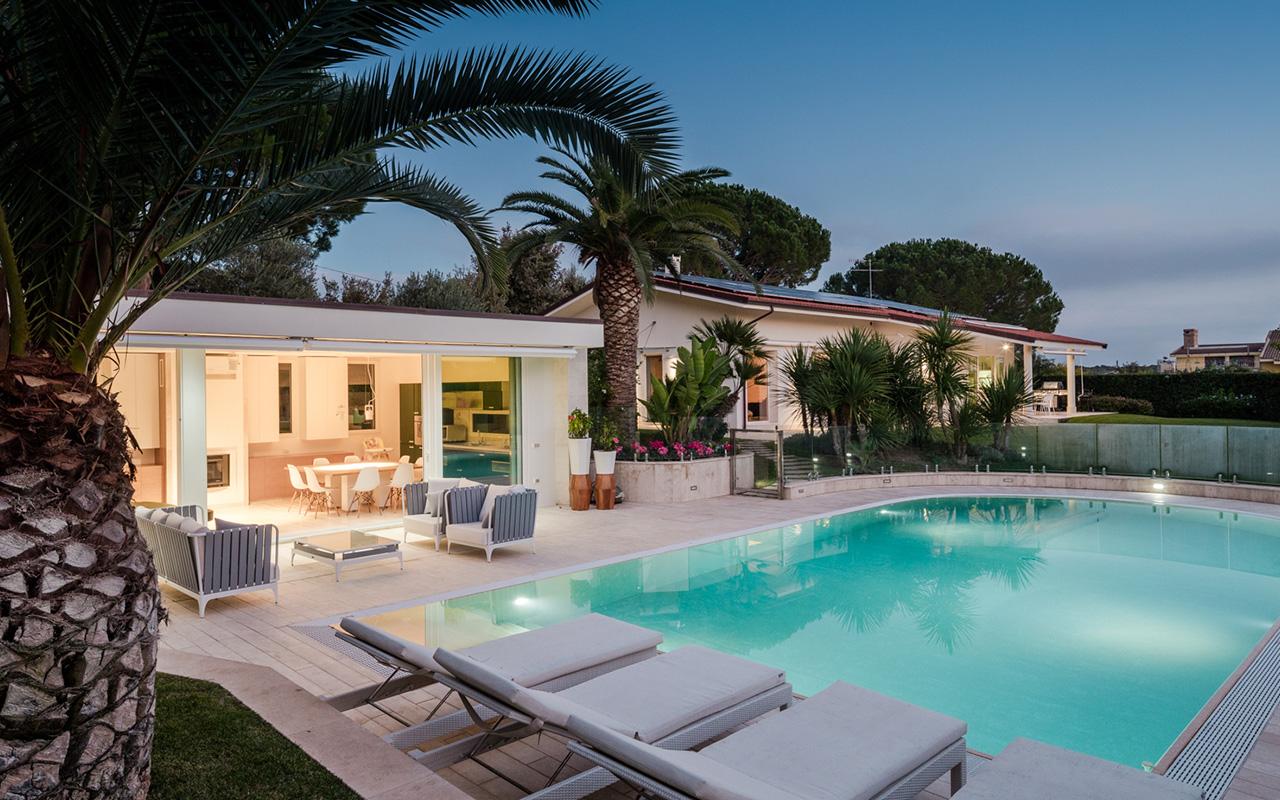 Countryside villa