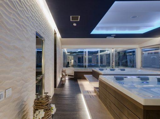 A SPA among pine trees – Hotel Corte Rosada