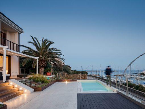 Villa on the Marina