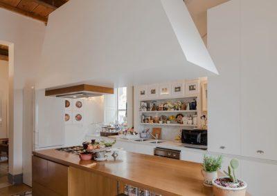 Appartamento ottocentesco Sassari, cucina