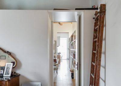 Appartamento ottocentesco Sassari, camera