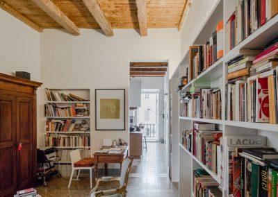 Appartamento ottocentesco Sassari, studio