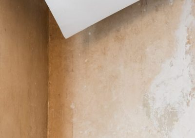 Appartamento ottocentesco Sassari, dettagli controsoffitto